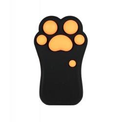 Coque étui téléphone souple pour iphone 5-5S et iphone SE kawaii patte de chat noir