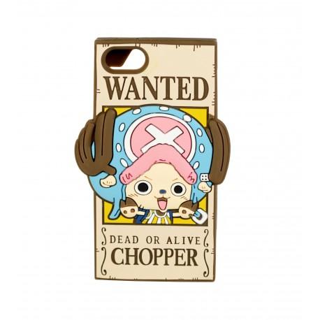 Coque étui téléphone pour iphone 5 5S et iphone SE One Piece Chopper