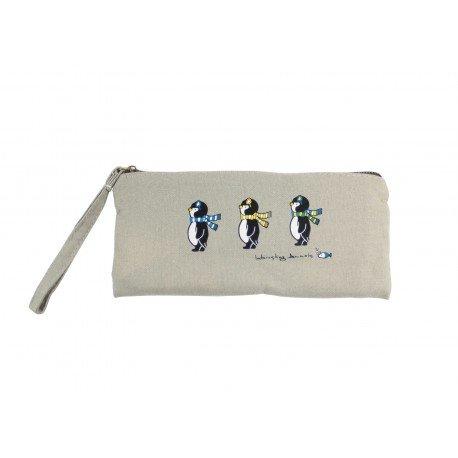 Trousse Trois petits pingouins