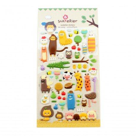 Sticker - Petite ferme