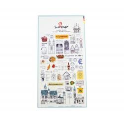 Sticker - Ville de Francfort