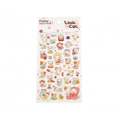 Sticker - Chat mignon