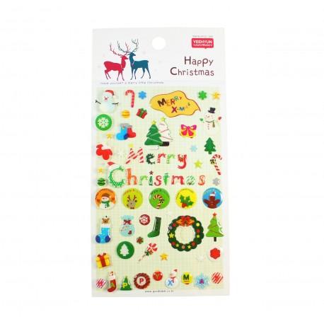 Sticker - Un joyeux Noël