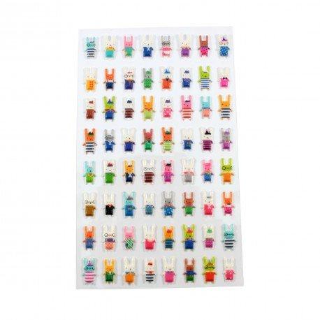 Sticker - Mini lapin
