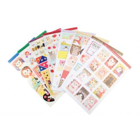 Sticker - Choochoocat édition rose