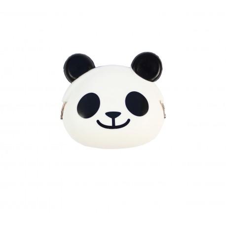 Porte monnaie kawaii Panda souriant