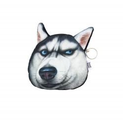 Porte monnaie chien dodgi