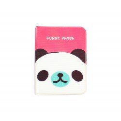Porte cartes kawaii Panda