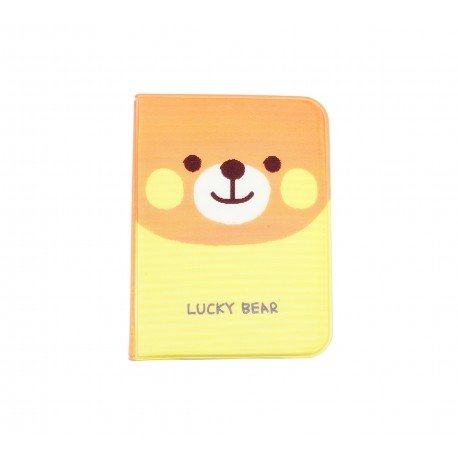 Porte cartes kawaii Ours