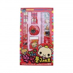 Kit fourniture kawaii Okitoki rouge