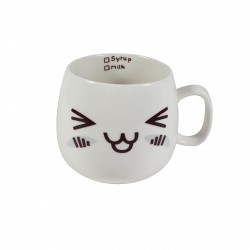 Tasse emoji smiley kawaii 1- joyeux