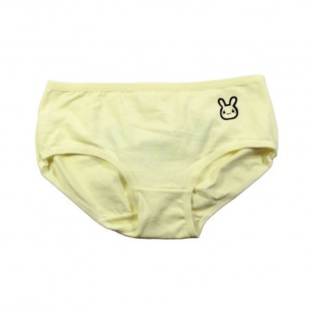 Petite culotte emoji kawaii jaune III