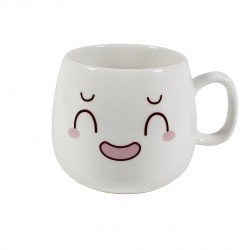 Tasse emoji kawaii 17 - Embarrassé