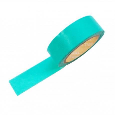 Masking tape couleur vert perroquet