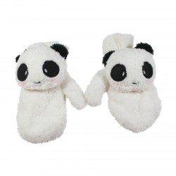 Gant peluche kawaii Panda