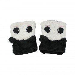 Mitaines peluche kawaii Panda