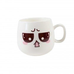 Tasse emoji kawaii 19 - Surprise