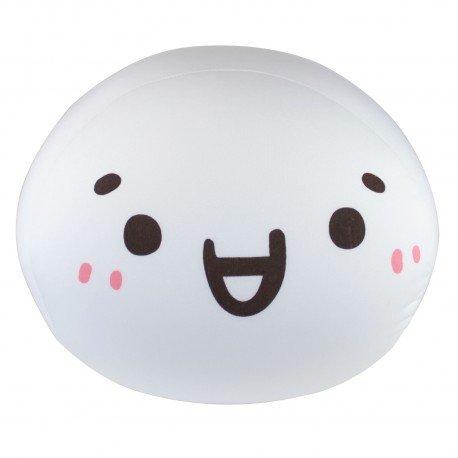 Coussin boule mochi anti-stresse kawaii emoji 2 Timide