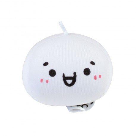 Strap boule mochi anti-stresse kawaii emoji 2 - timide