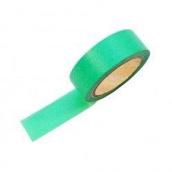 Masking tape couleur vert menthe