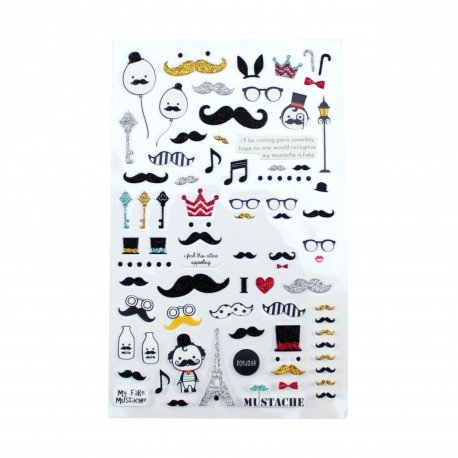 Sticker - Moustache
