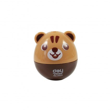 Taille crayon kawaii - petit Ours culbuto