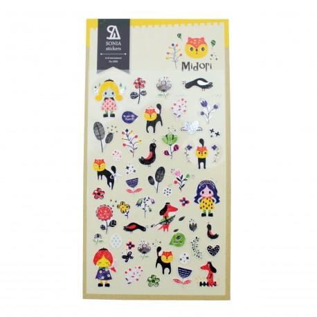 Sticker - Midori