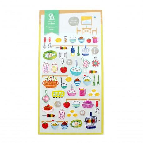 Sticker - Cuisine