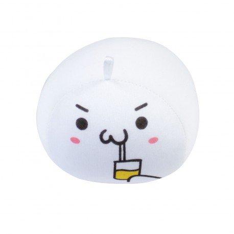 Strap boule mochi anti-stresse kawaii emoji 9 - boisson