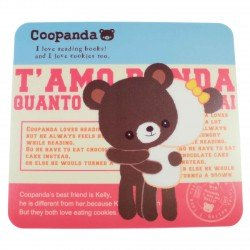 Tapis de souris kawaii COOPANDA 5-calin