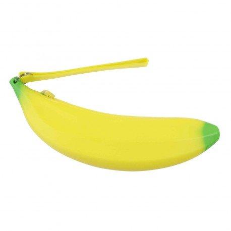 Petite trousse - porte monnaie - une banane