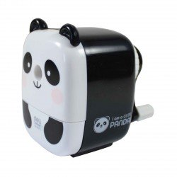 Taille crayons manivelle PANDA