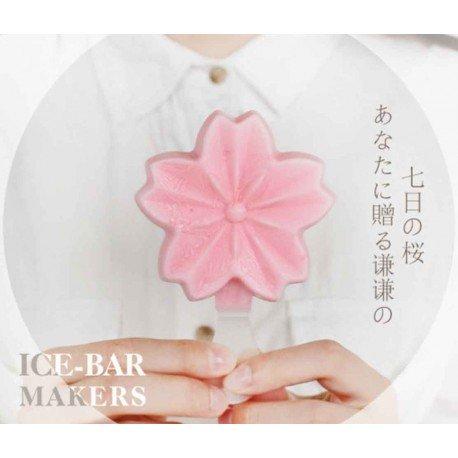 Moule à glace SAKURA rose