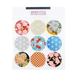 Sticker - Japan style