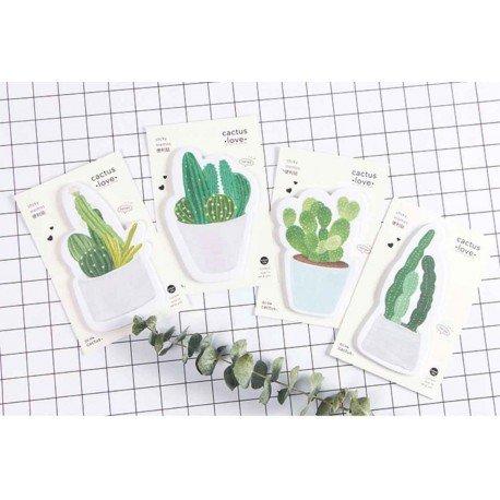 Memo repositionnable Cactus cierge