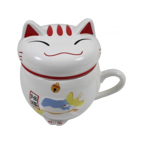 Tasse kawaii chat Maneki