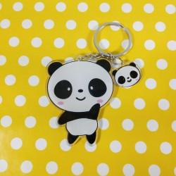 Porte clés Panda kawaii