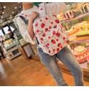 Sac à dos kawaii lapin et fraise