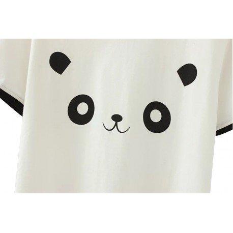 T-shirt Panda mignon