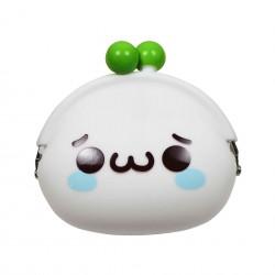Porte monnaie kawaii Emoji triste