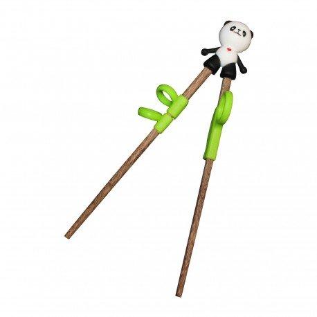 Kit Apprentissage baguettes panda kawaii