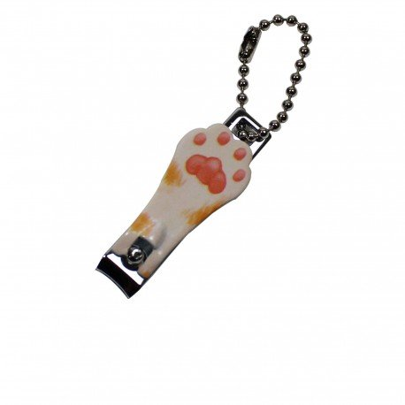 Coupe-ongles kawaii patte de chat