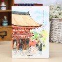 Cahier - voyage au japon Kansai