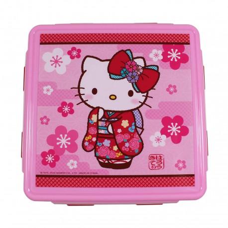 Boîte à Bento SANRIO HELLO KITTY Kimono