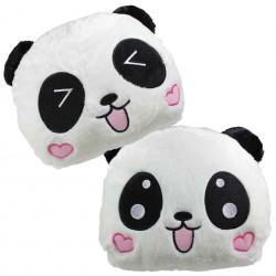 Coussin chauffe main panda