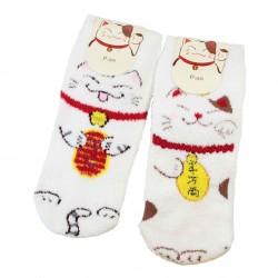 Chaussettes moelleux Maneki Neko