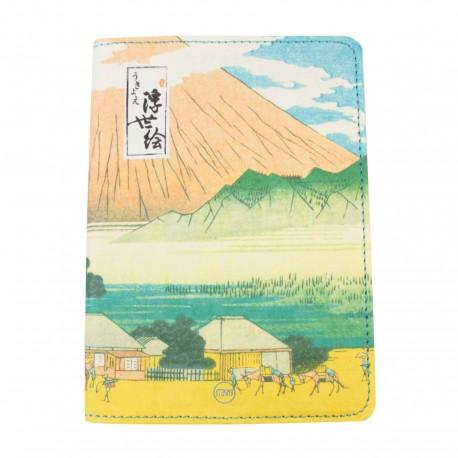 Beau carnet Ukiyo-e