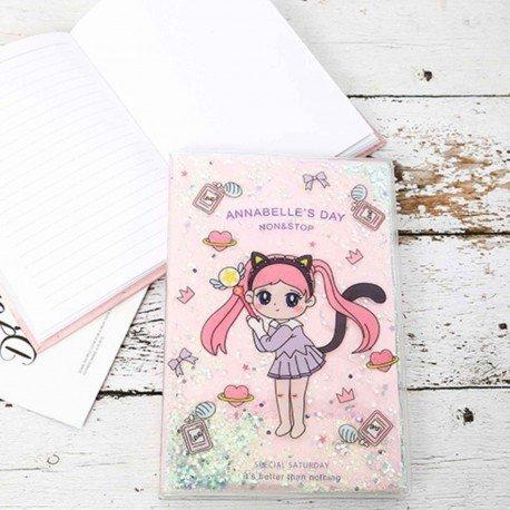 Agenda planner kawaii Annabelle's Day