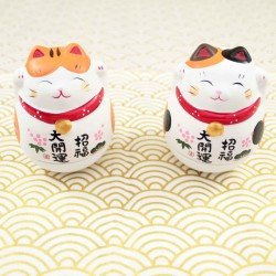 Chat maneki neko culbuto