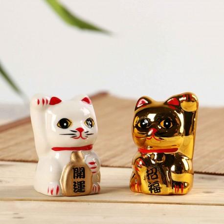 Chats maneki neko bonheur et chance